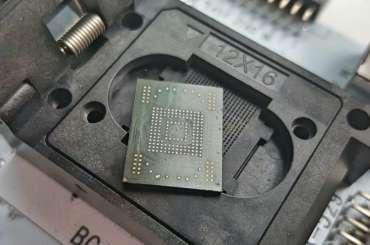 Замена внутренней памяти EMMC, NAND