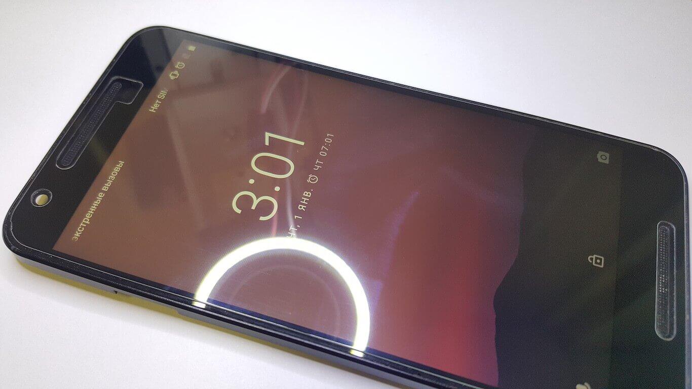 Восстановление Nexus 5X