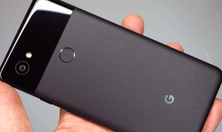 Не работает камера Google Pixel 2 XL