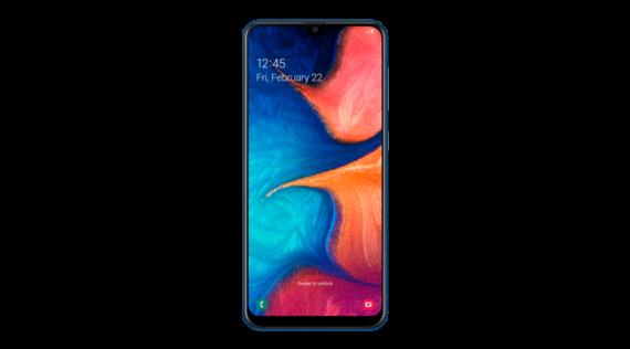 Ремонт Samsung Galaxy A20 (SM-A205F)