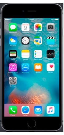 ремонт iphone 6s plus, починить айфон 6s плюс